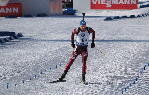 Гонку преследования наэтапе Кубка мира вТюмени выиграла Кайса Мякяряйнен