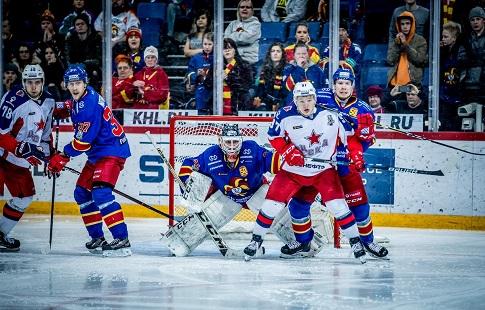 Вфинале Запада сыграют СКА иЦСКА— Плей-офф КХЛ