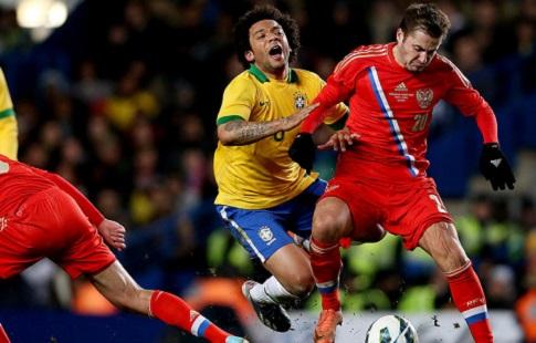 Кузяев: несчитаю, что между русским ибразильским футболом большой разрыв