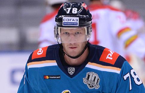 Лучший снайпер «Сочи» всезоне КХЛ-2017/18 Коллинз продлил договор склубом