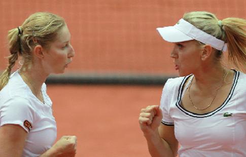 Макарова иВеснина несмогли выйти вфинал турнира вМайами