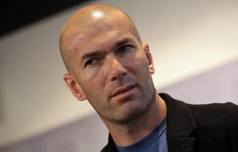 Зидан: футболисты «Реала» счастливы играть сКриштиану Роналду водной команде