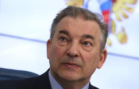 Третьяк сказал, что будет единственным кандидатом навыборах президента ФХР