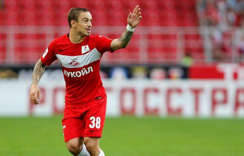 Защитник «Спартака» Ещенко выбыл надве недели