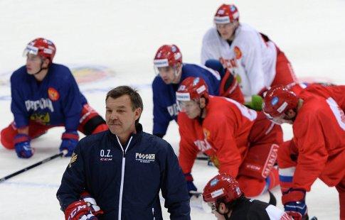 Владислав Третьяк единогласно переизбран главой Федерации хоккея РФ