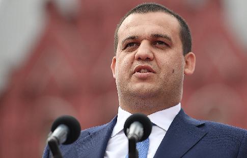Бой Усик— Гассиев пройдет в РФ, ежели Саудовская Аравия откажется