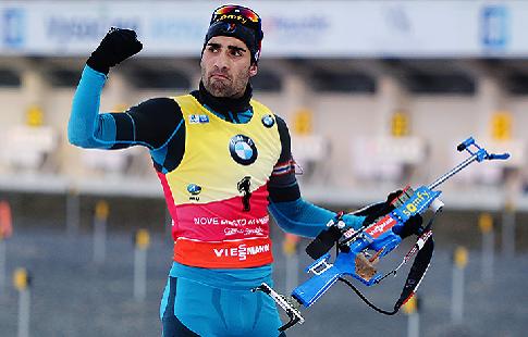 Некоторые победы уменя украли биатлонисты, употреблявшие допинг— Мартен Фуркад