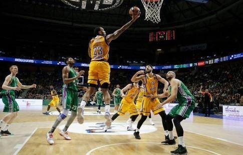 Баскетболисты ЦСКА вырвали победу у«Химок» вматче плей-офф Евролиги