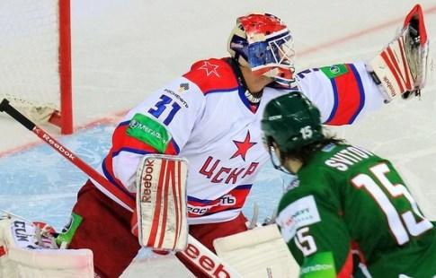 Робинсон несомненно поможет ЦСКА втретьем матче финала Кубка Гагарина