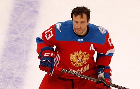 Чемпион мира обыграл олимпийского: вЯрославле прошёл хоккейный матч Российская Федерация - Швеция