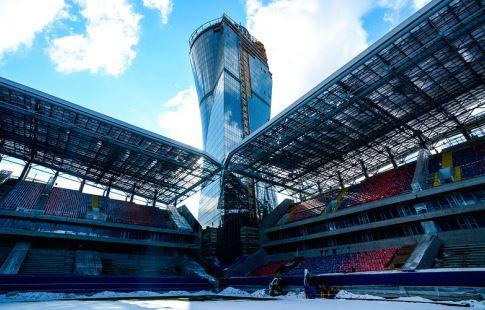 Сборные РФ иТурции сыграют надомашнем стадионе ЦСКА