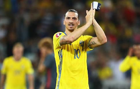 Тренер сборной Швеции: Ибрагимович невходит впланы команды наЧМ