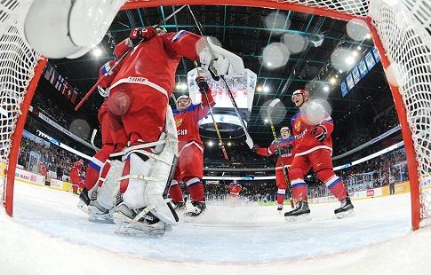 Юниорская сборная Российской Федерации потерпела первое поражение начемпионате мира
