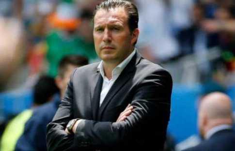 Вильмотс обвинил Куртуа всливе информации перед матчами сборной Бельгии