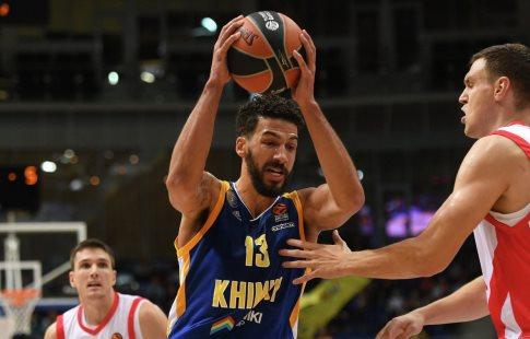 Итудис: баскетболисты ЦСКА смазали большое количество открытых бросков вматче с«Химками»
