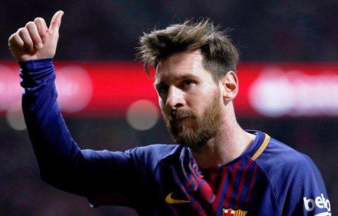 Аргентинский футболист Лионель Месси получил право зарегистрировать собственный бренд