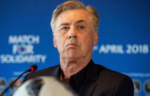 Карло Анчелотти отказался возглавить сборную Италии
