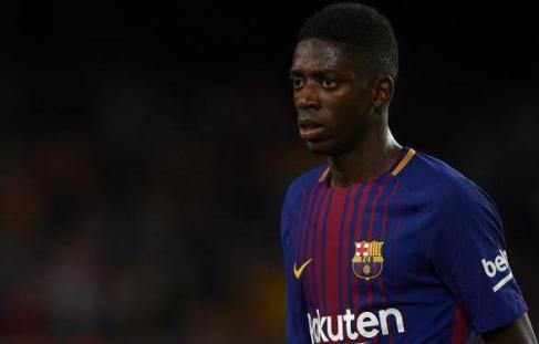 «Барселона» может отдать варенду Дембеле