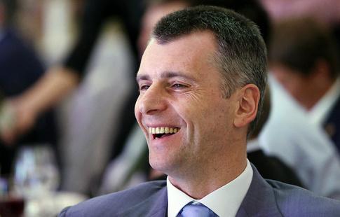Родченков подал всуд наМихаила Прохорова и русских биатлонисток