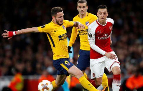 Где смотреть онлайн Атлетико— Арсенал