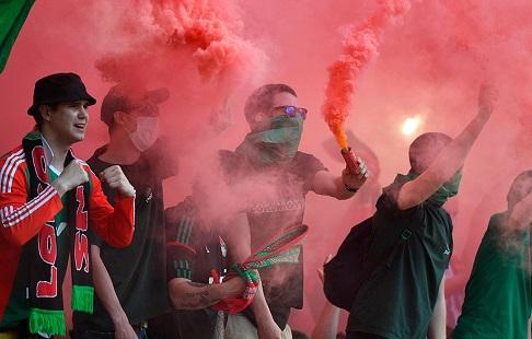 Только два человека верили вчемпионство всамом начале сезона— Президент «Локомотива» Геркус