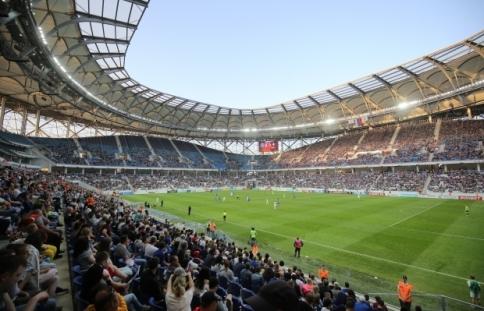 ФК «Уфа» получил лицензию научастие вЛиге Европы