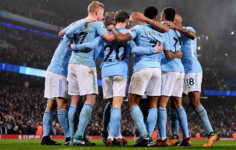 «Манчестер Сити»— лучшая команда АПЛ почислу голов