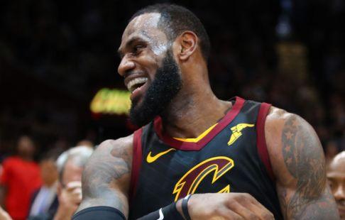 Победное попадание Леброна— лучший момент 2-го раунда плей-офф НБА