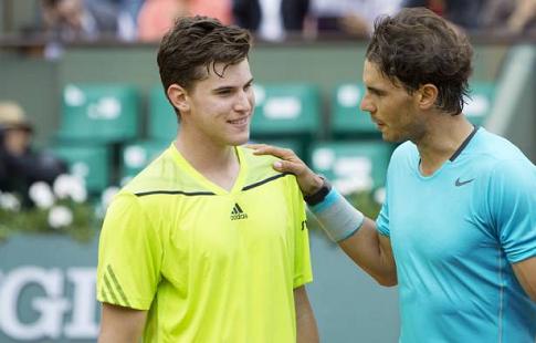 Испанский теннисист Надаль в11-й раз одержал победу Roland Garros