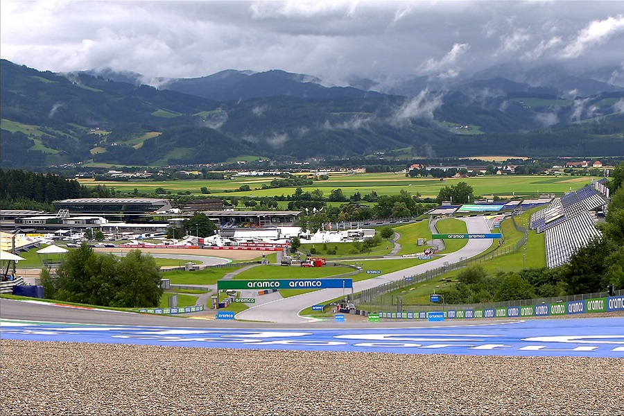 Формула-1, Гран-при Австрии, квалификация, прямая текстовая онлайн трансляция.