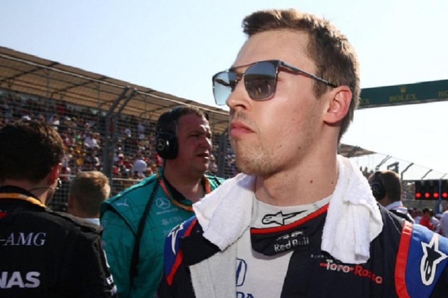 Комментатор Попов отреагировал на сход Квята на Гран-при Великобритании
