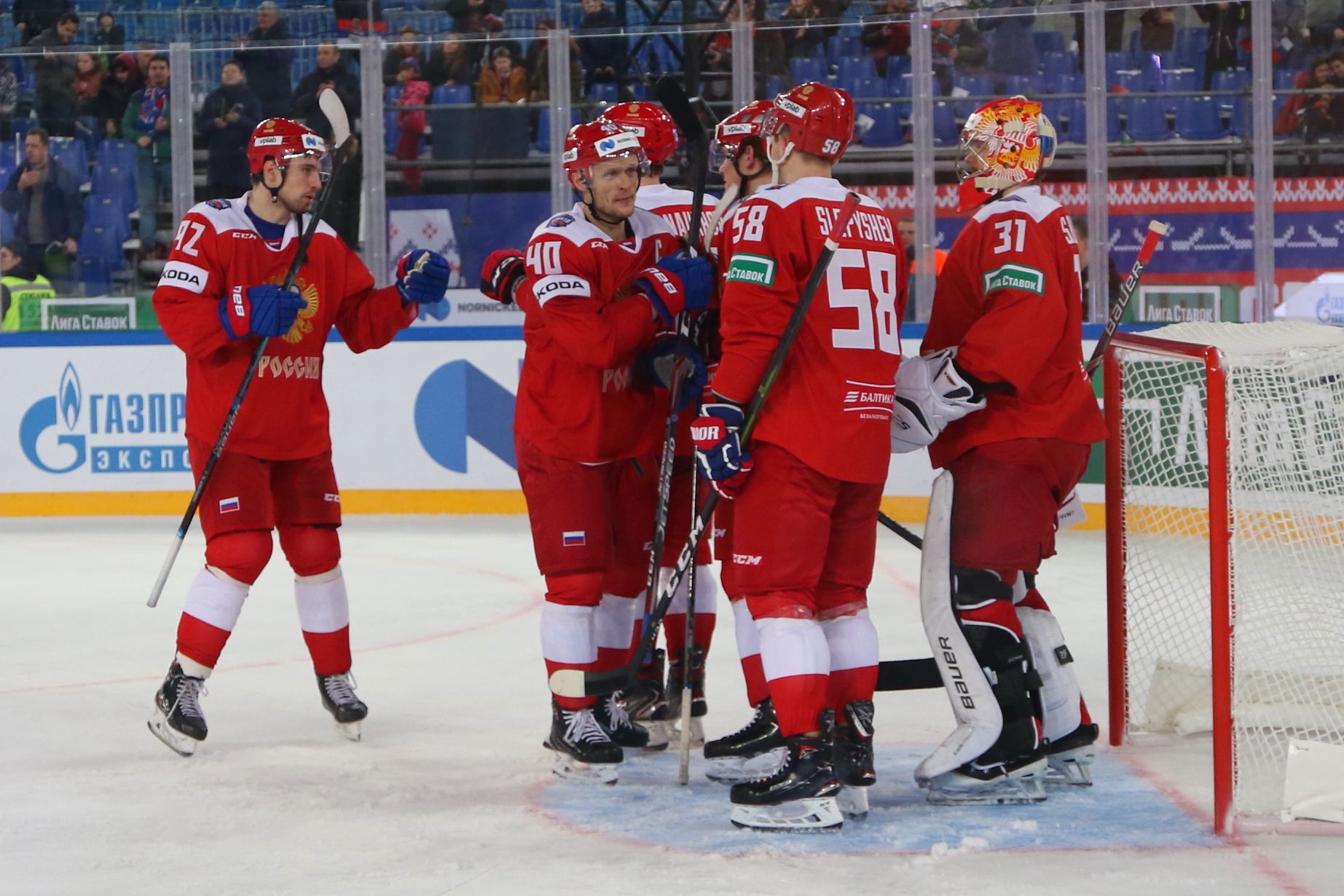 Сафронов рассказал о кадровых проблемах сборной России по хоккею
