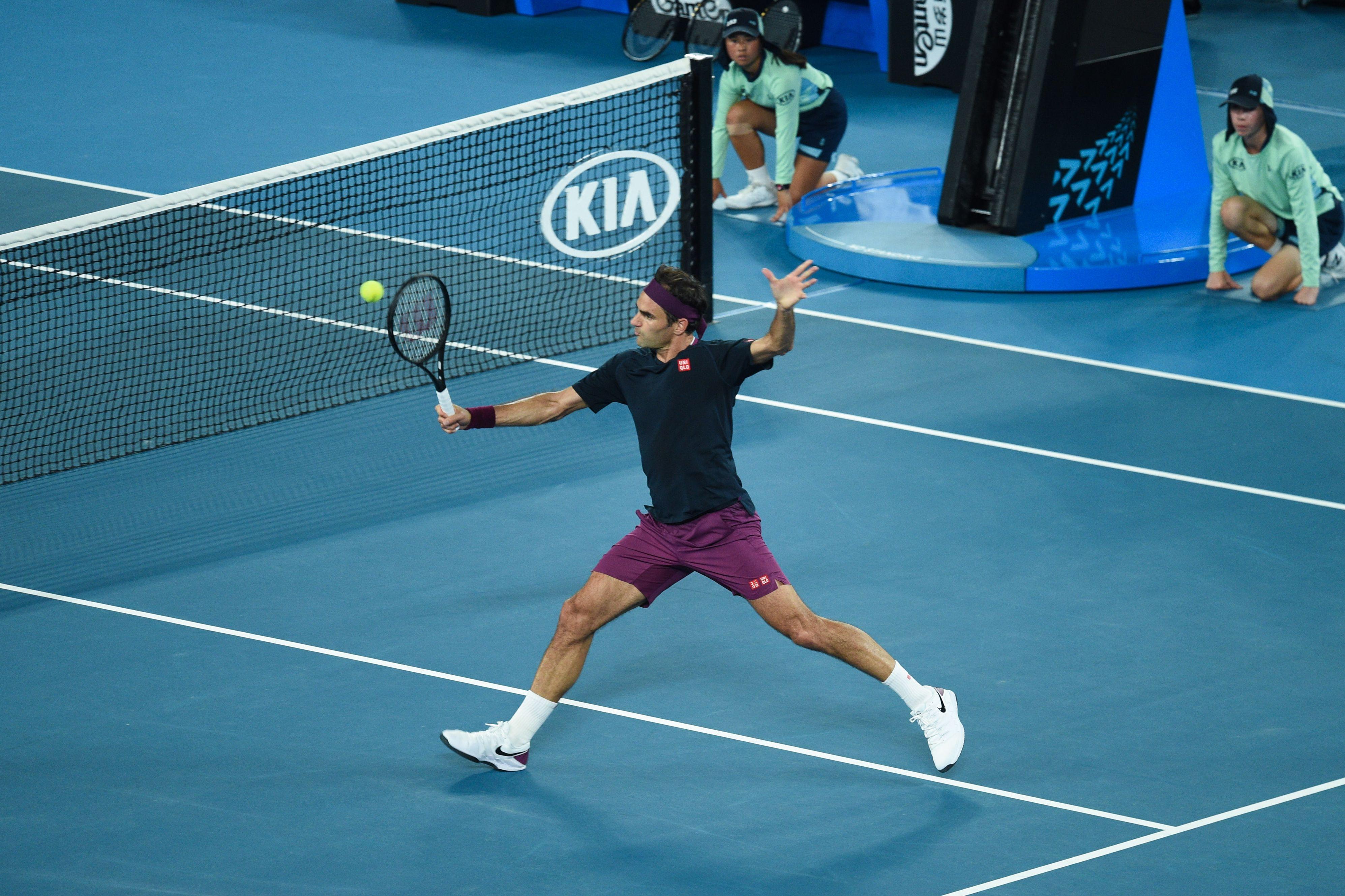 Олимпийский чемпион Россе не уверен, что Федерер сыграет на Australian Open