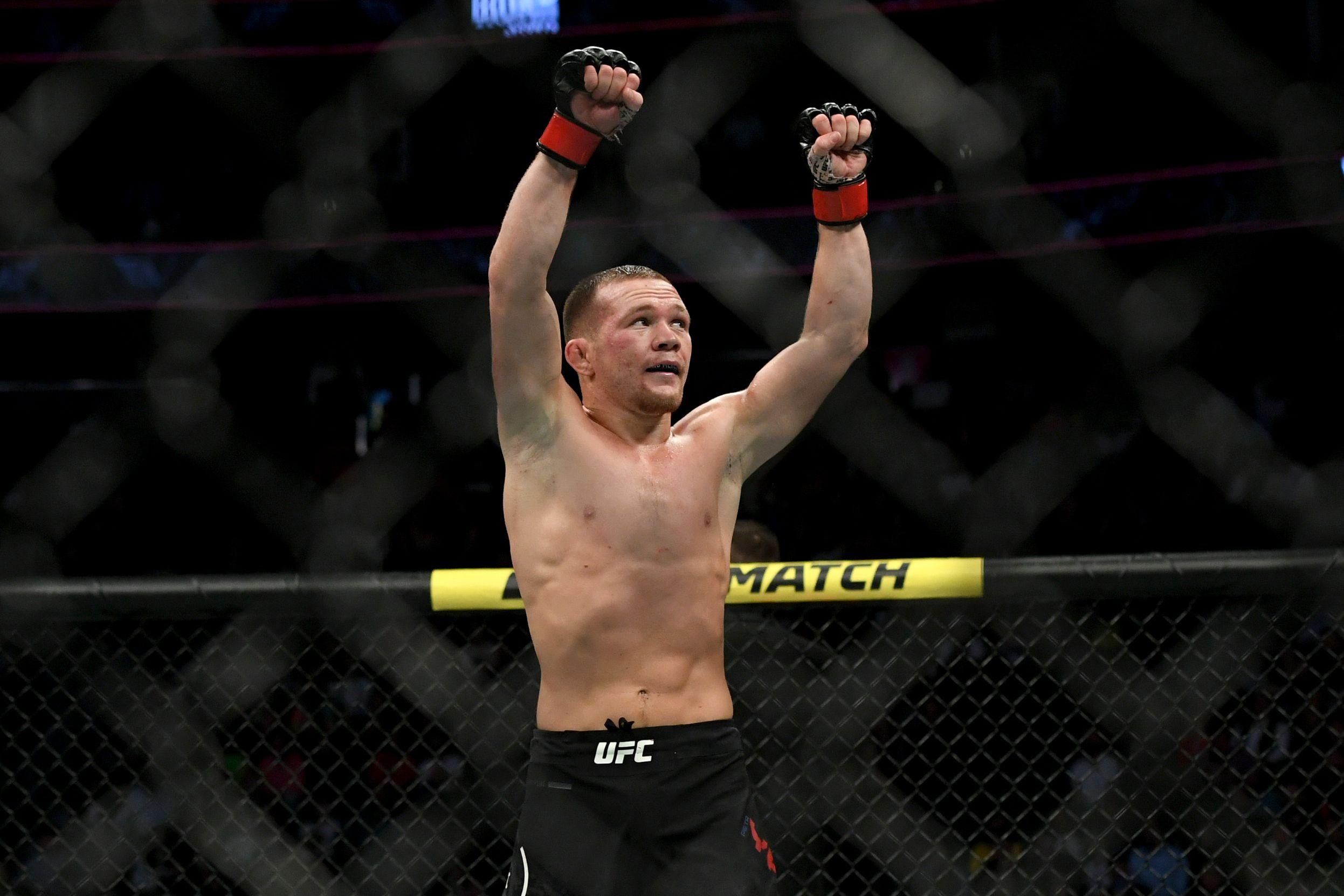 Чемпион UFC Пётр Ян рассказал о своих ближайших планах