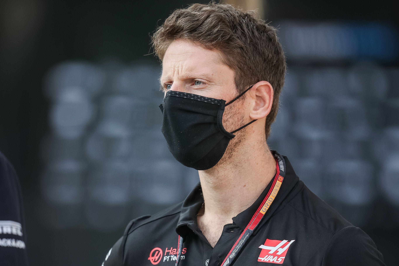 Грожан, попавший в страшную аварию на Гран-при Бахрейна, показал, как у него заживают руки (ФОТО)