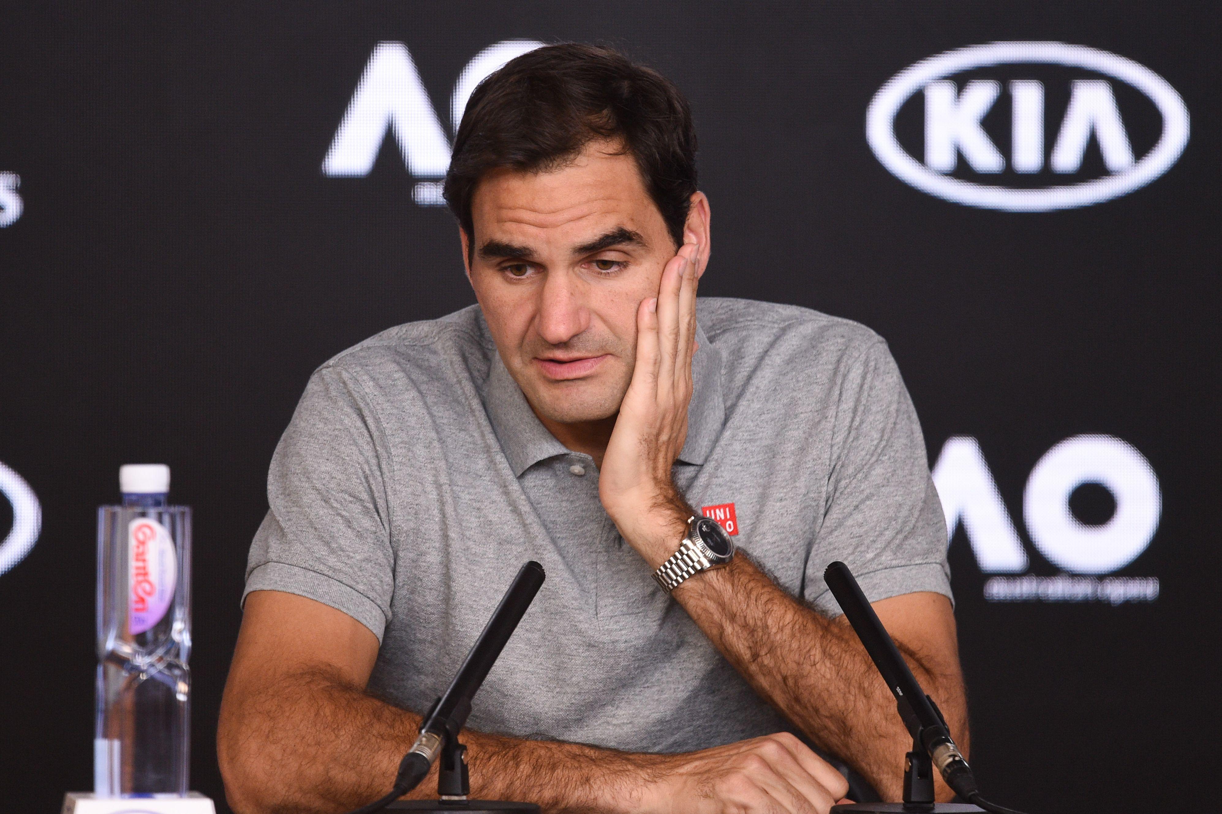Директор Australian Open прокомментировал отказ Федерера от участия в турнире