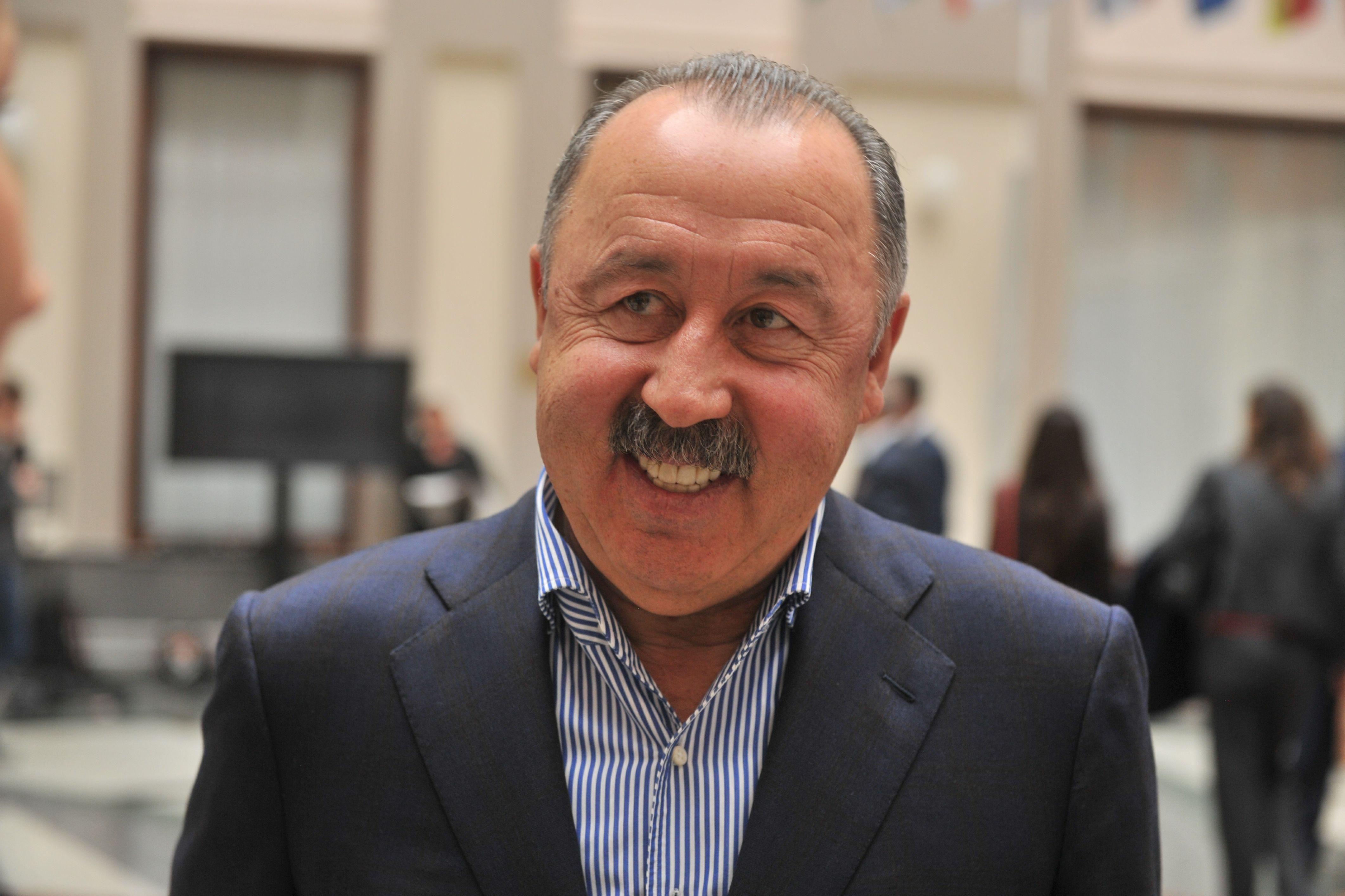 Газзаев - об уходе Онопко и Овчинникова из ЦСКА: Решения президента не с потолка идут