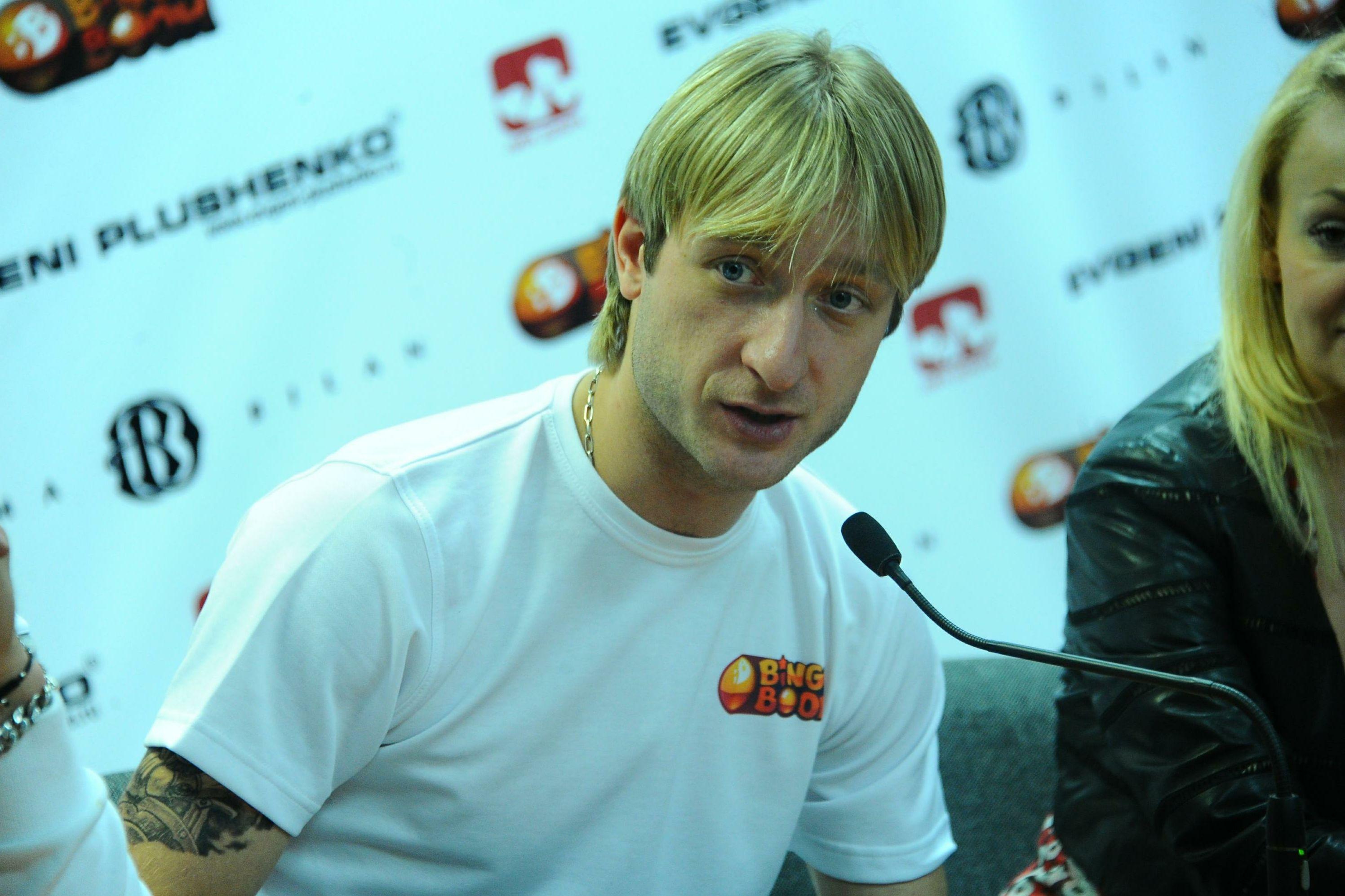 Плющенко показал, как ходит с сыном в русскую баню. ВИДЕО