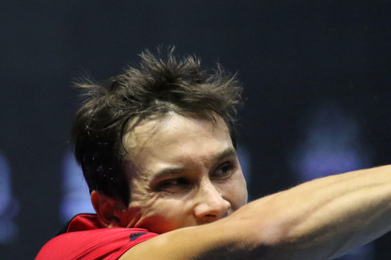 Донской проиграл на старте квалификации Australian Open