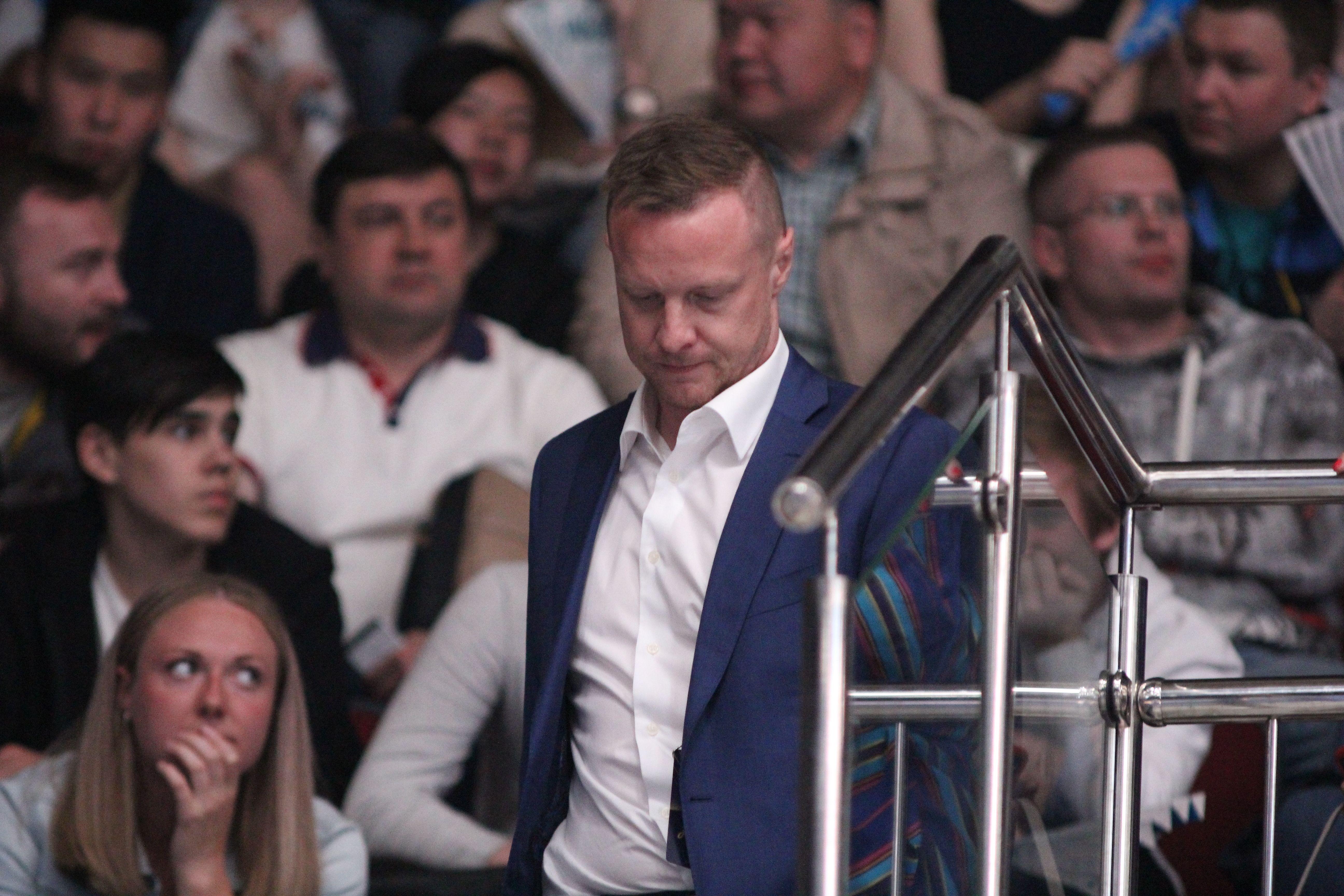 Малафеев оправдал провал Зенита в Лиге чемпионов