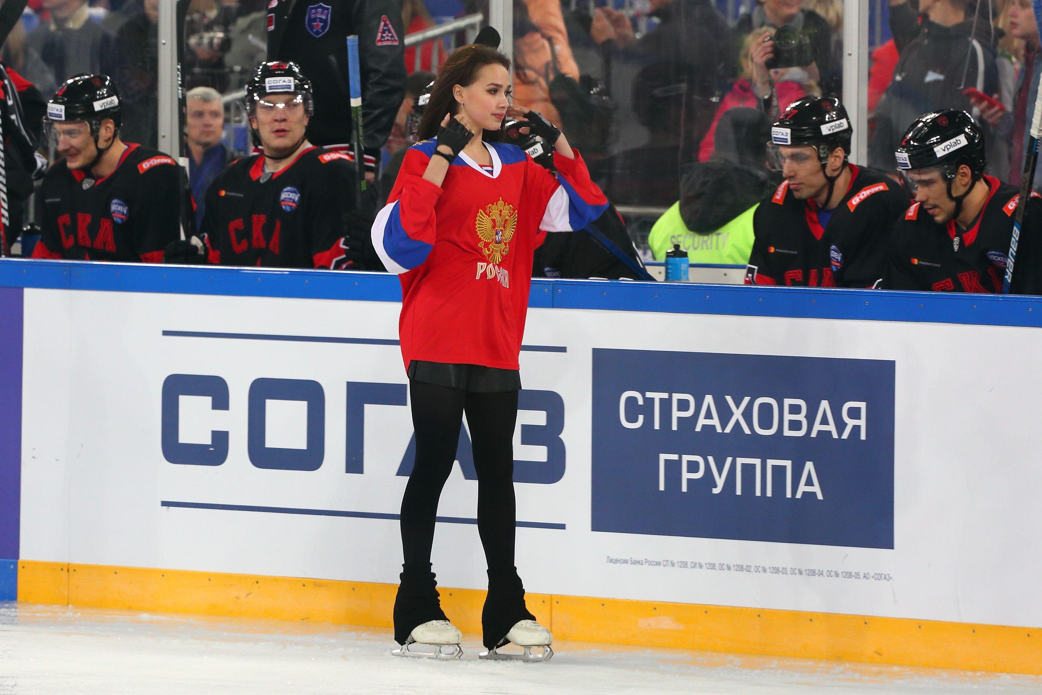 Как Валиева и Щербакова оказались в команде Загитовой или ложка дёгтя в бочке мёда