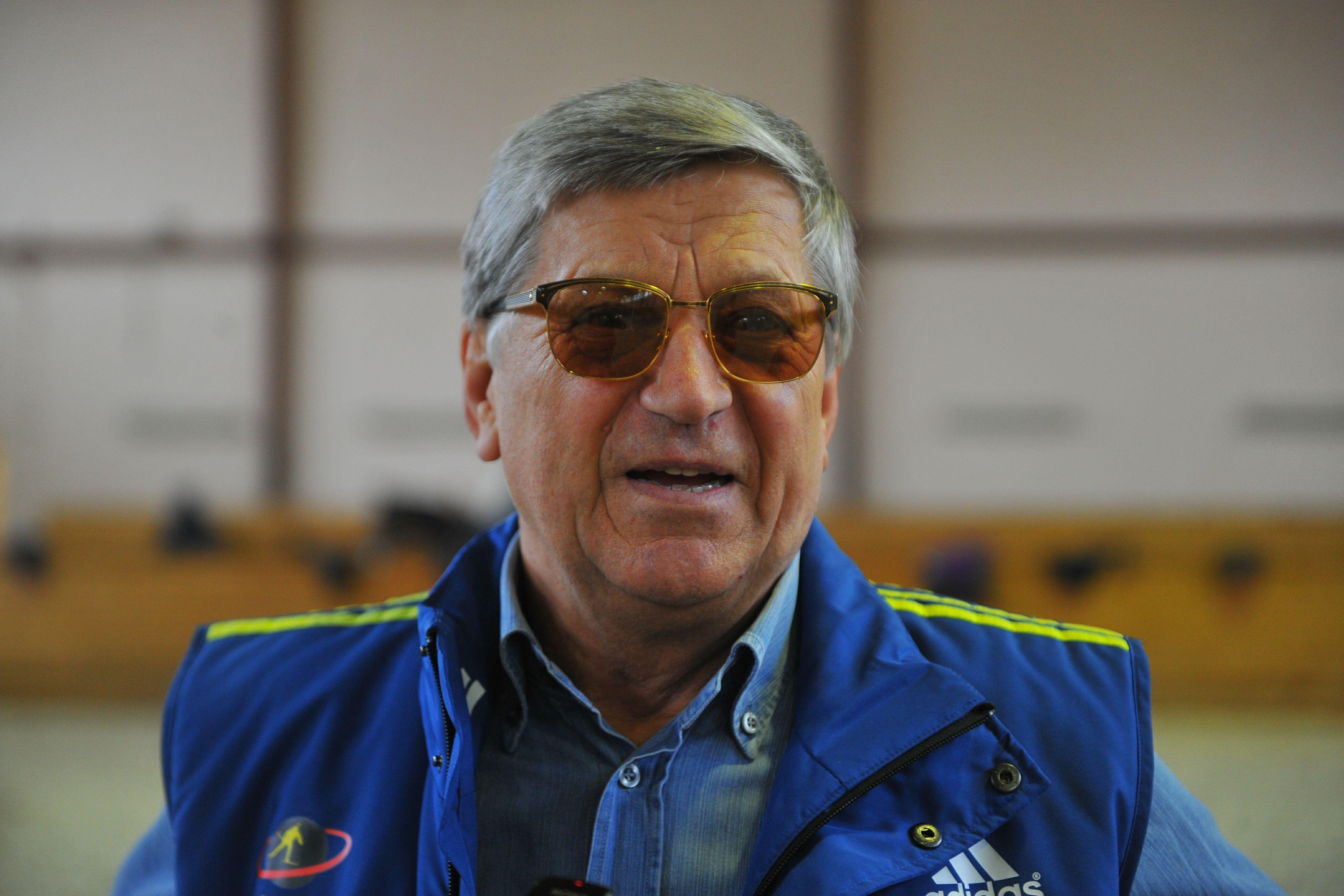 Тихонов оценил состав сборной России на мужской спринт