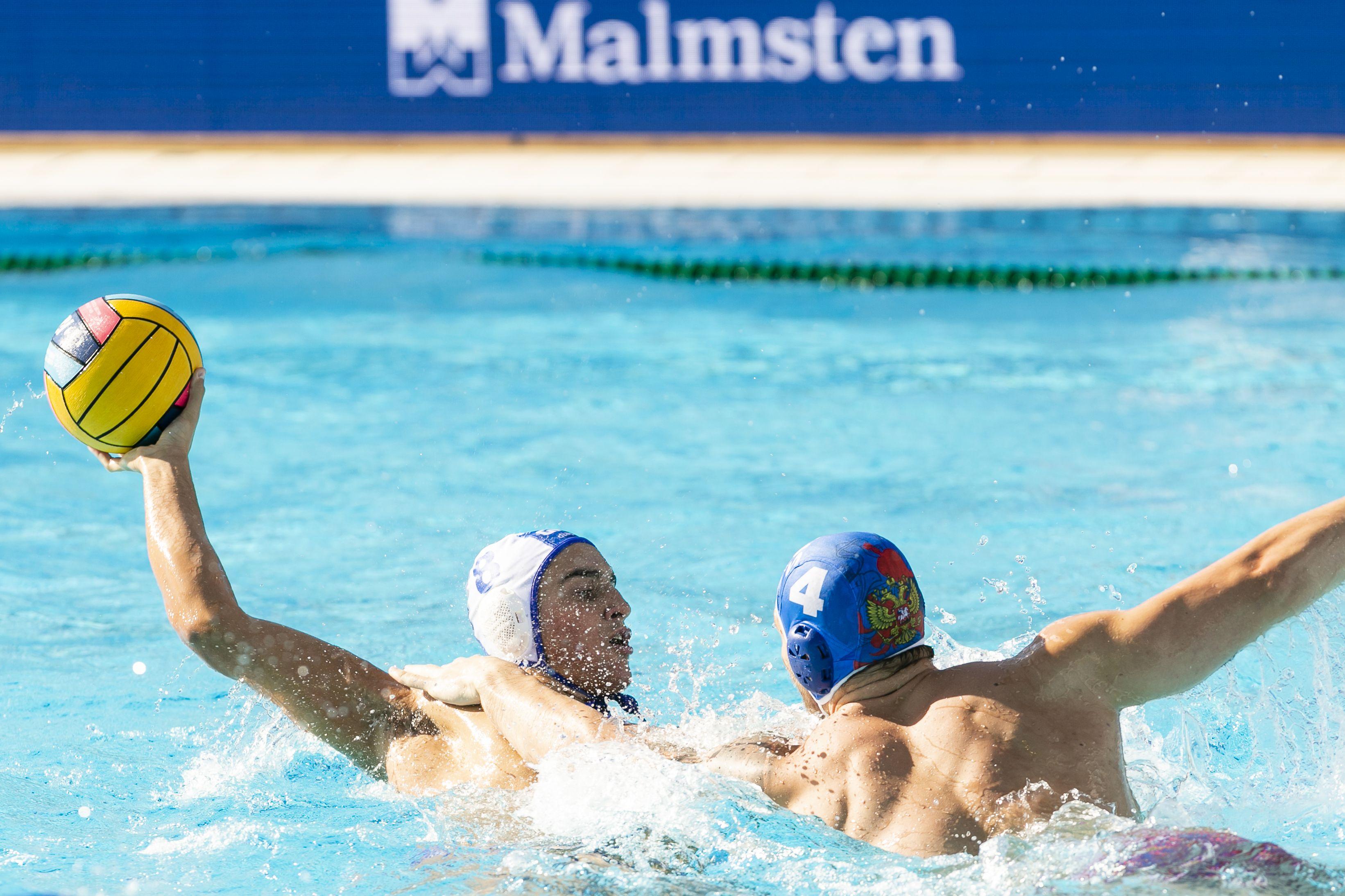 Сборная России по водному полу после тестирования на коронавирус допущена до отбора на Олимпиаду