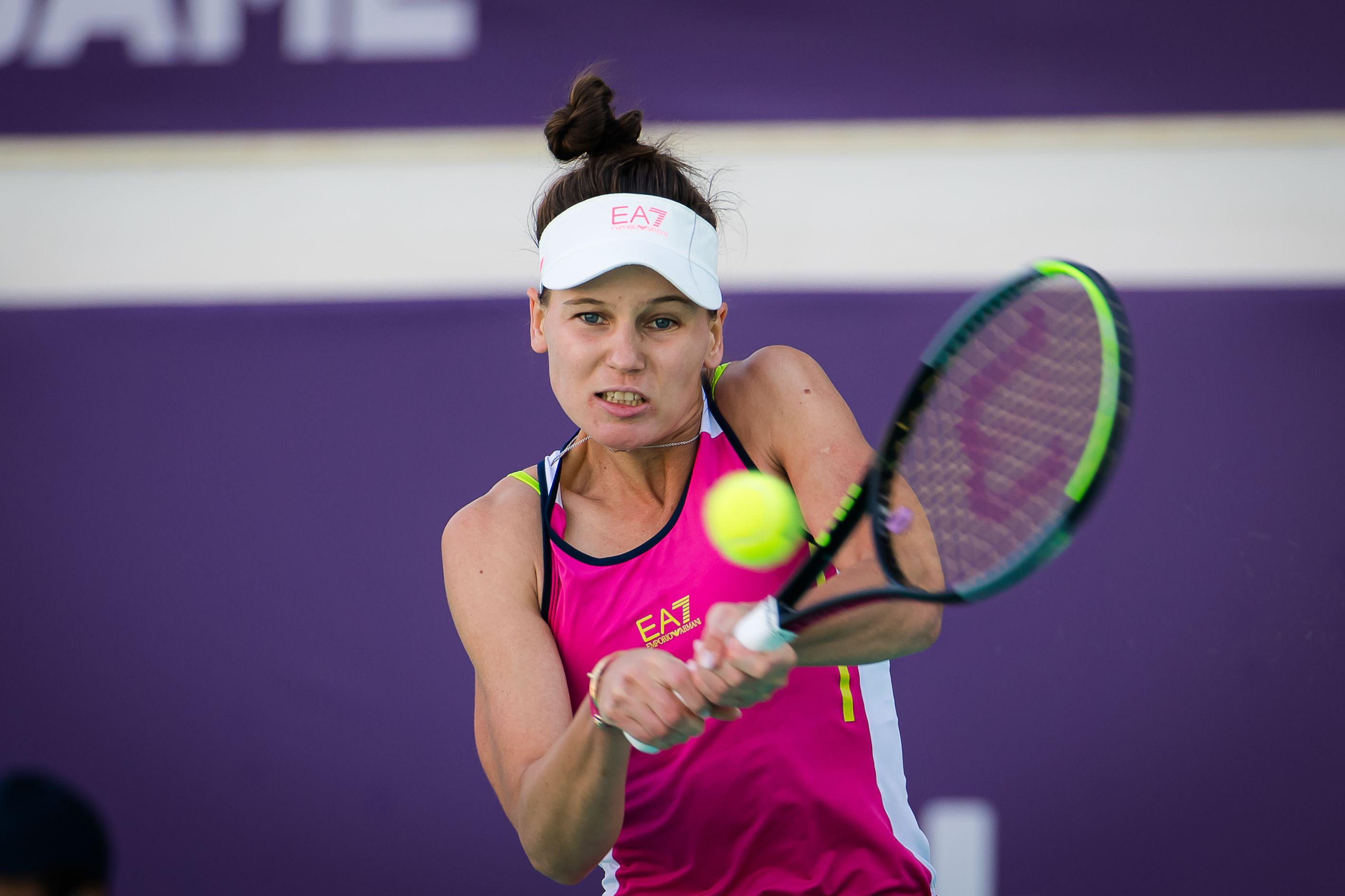 Кудерметова уступила Роджерс в первом круге турнира в Аделаиде, Севастова пробилась во 2-й круг