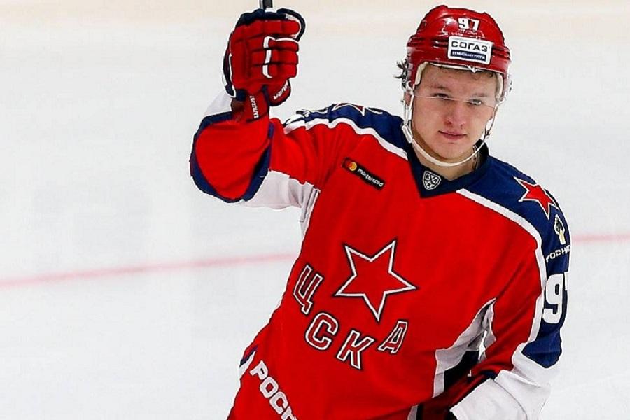 Капризов забросил четвёртую шайбу в сезоне (ВИДЕО)