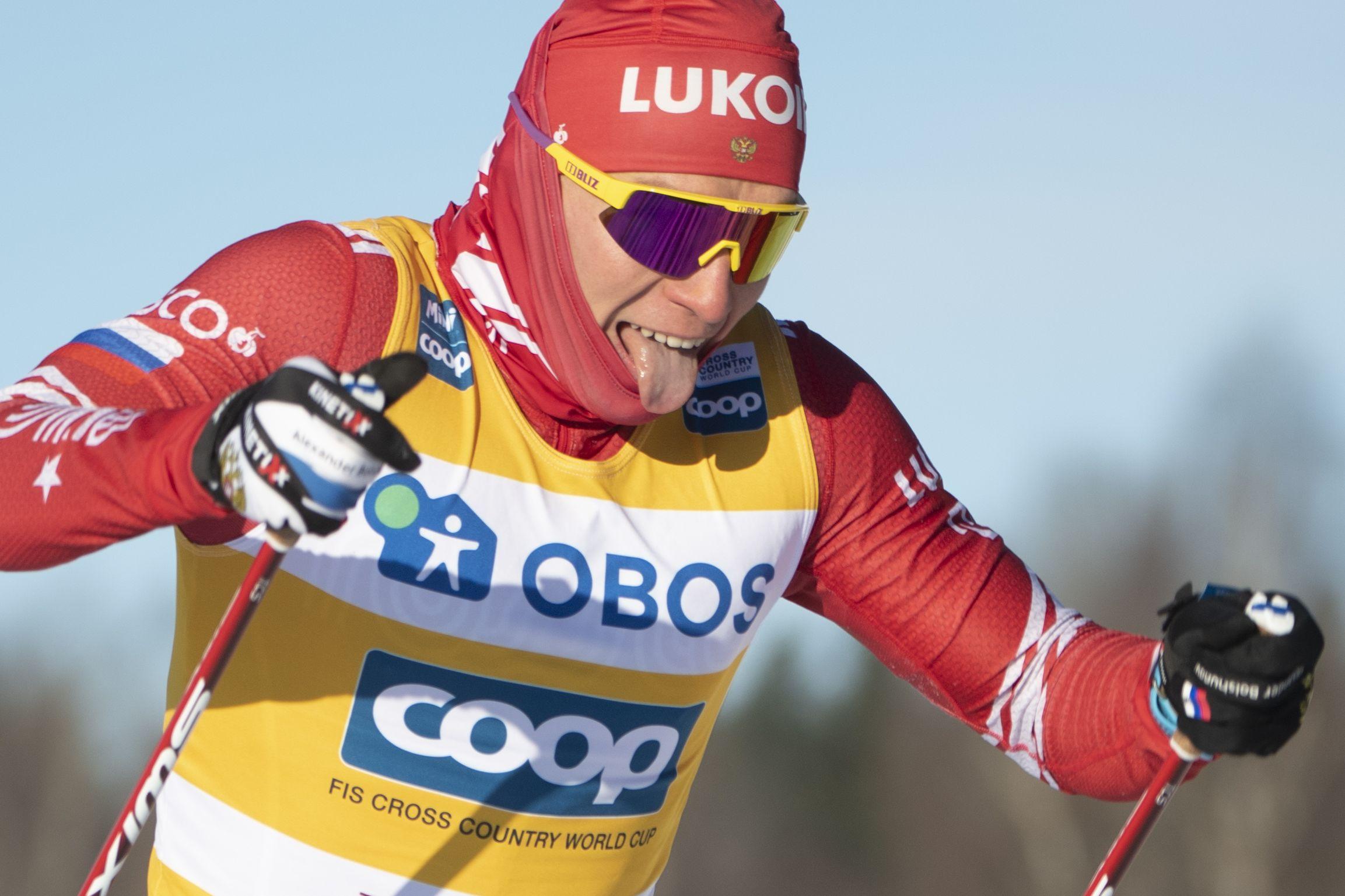 Большунов простудился перед стартом чемпионата мира по лыжным гонкам