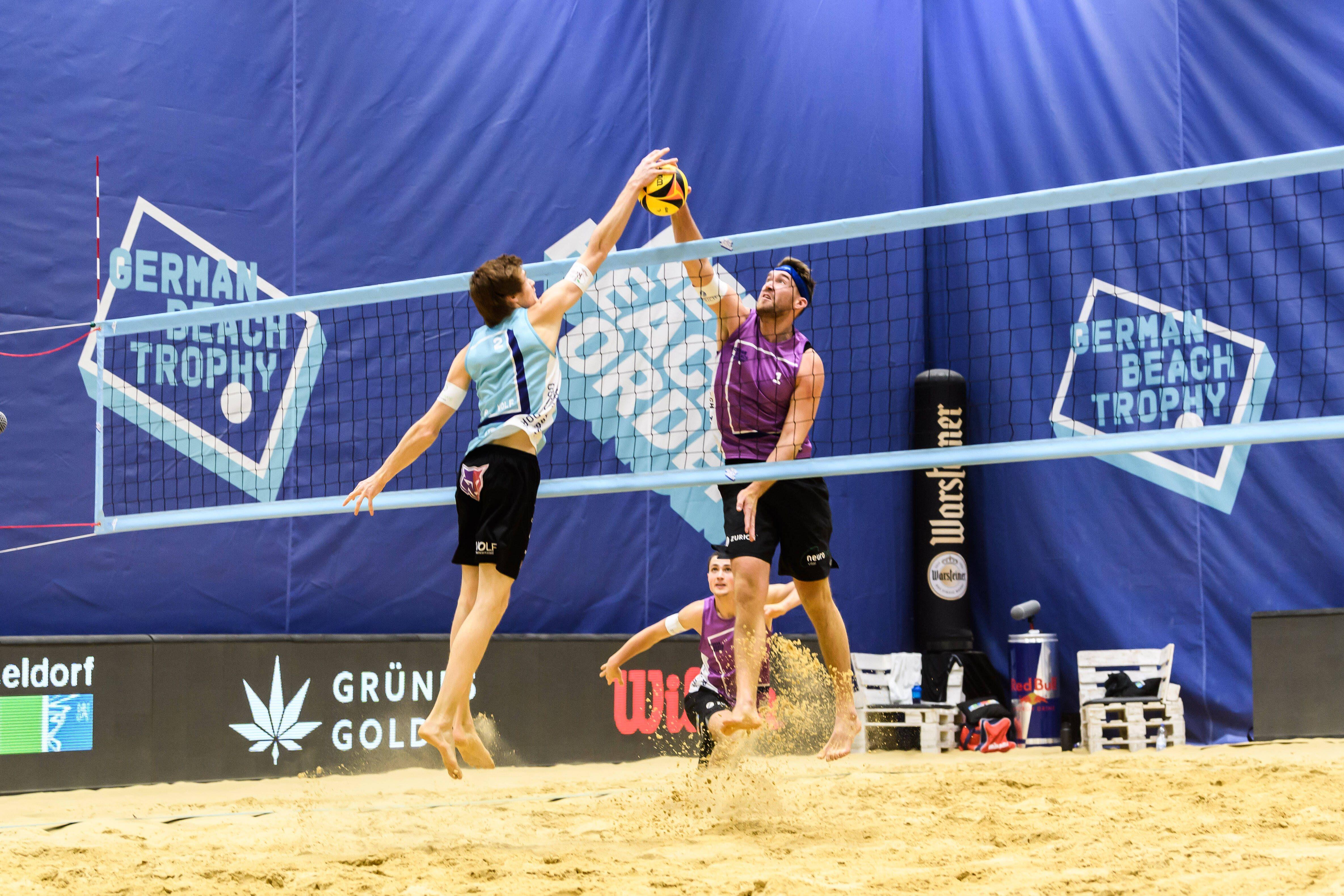 Запрет играть в бикини на этапе Мирового тура по пляжному волейболу в Катаре отменили