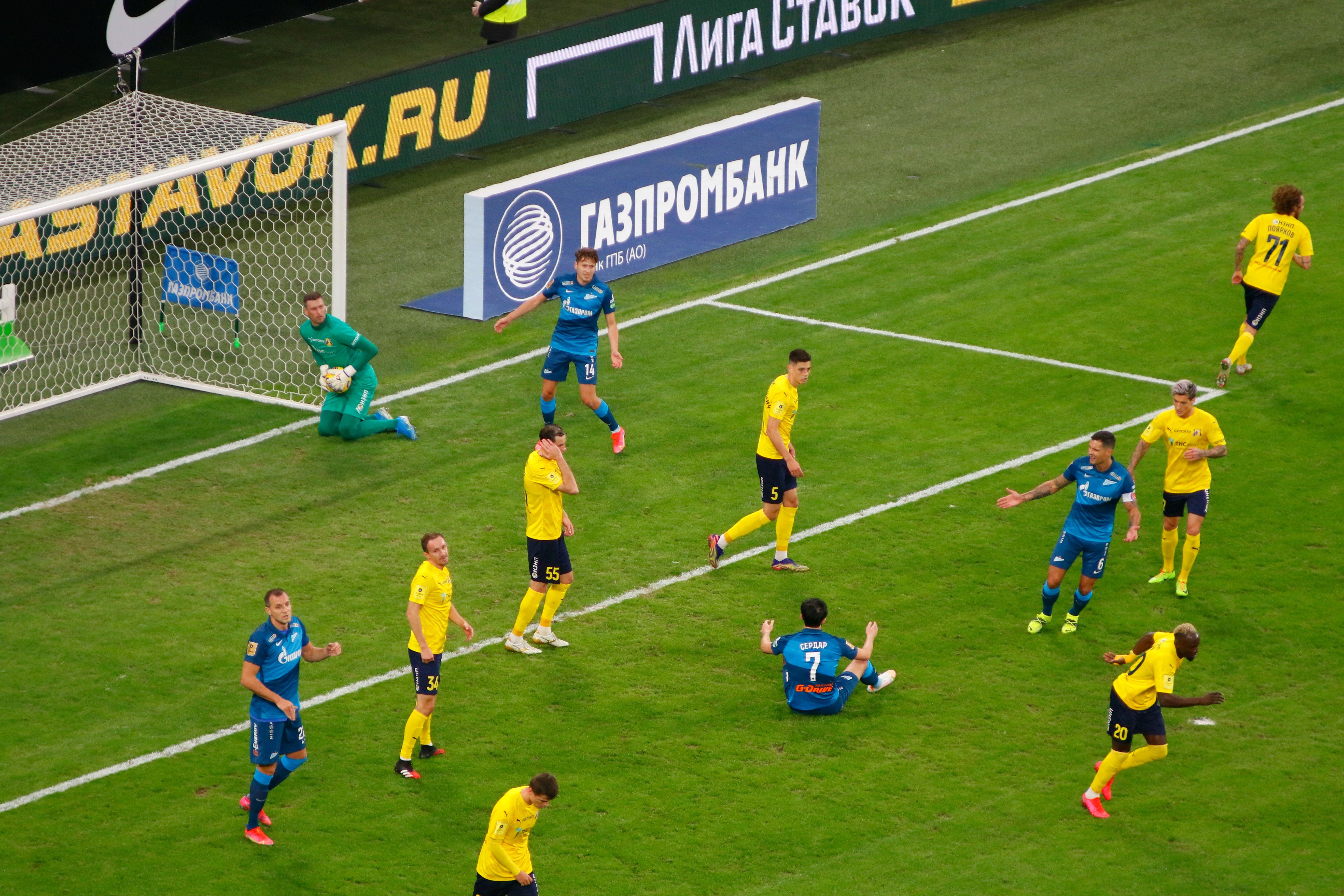 Соу прокомментировал свой дебют за Ростов: Отличное начало