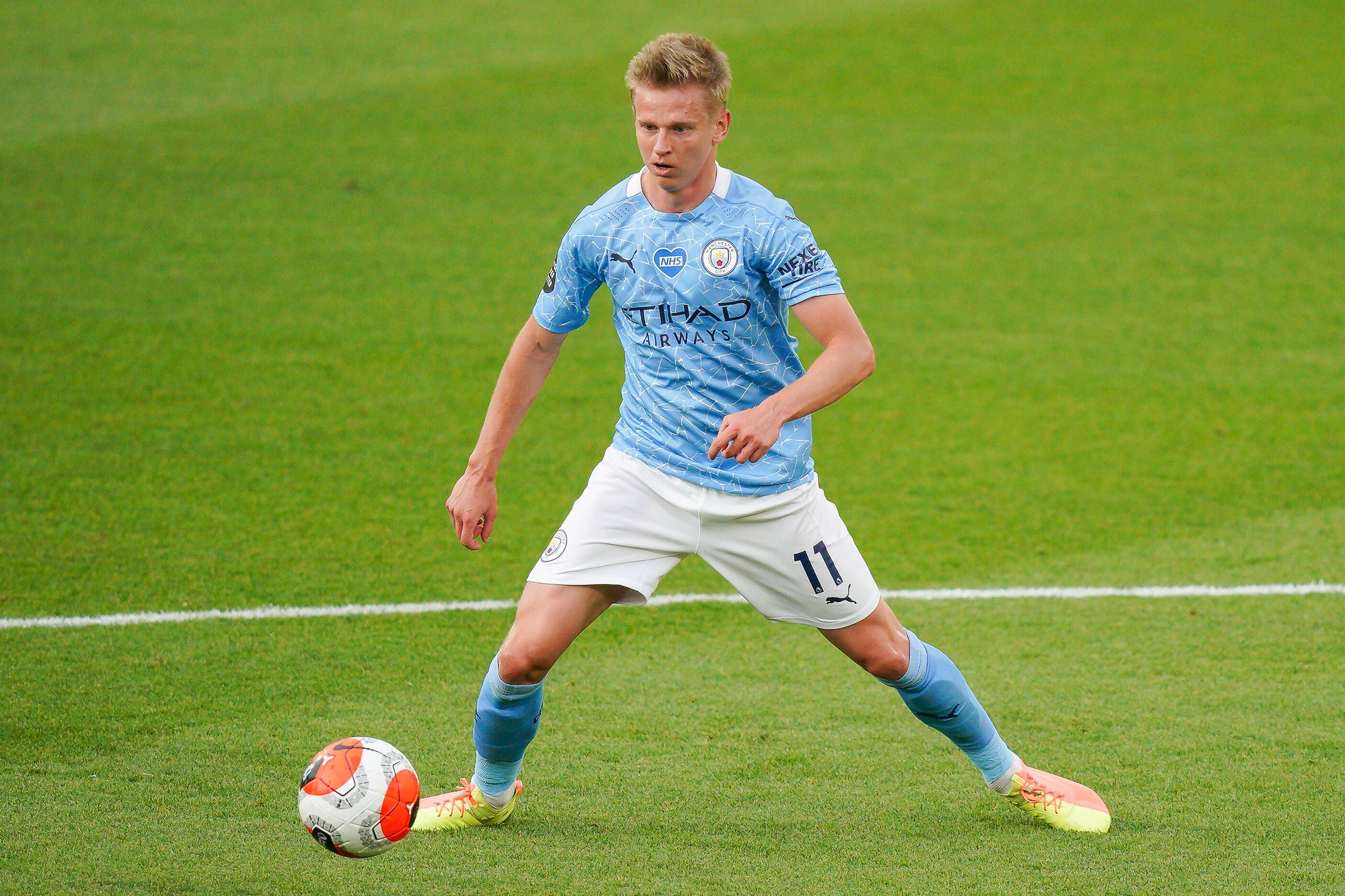 Манчестер Сити предложит Зинченко пятилетний контракт