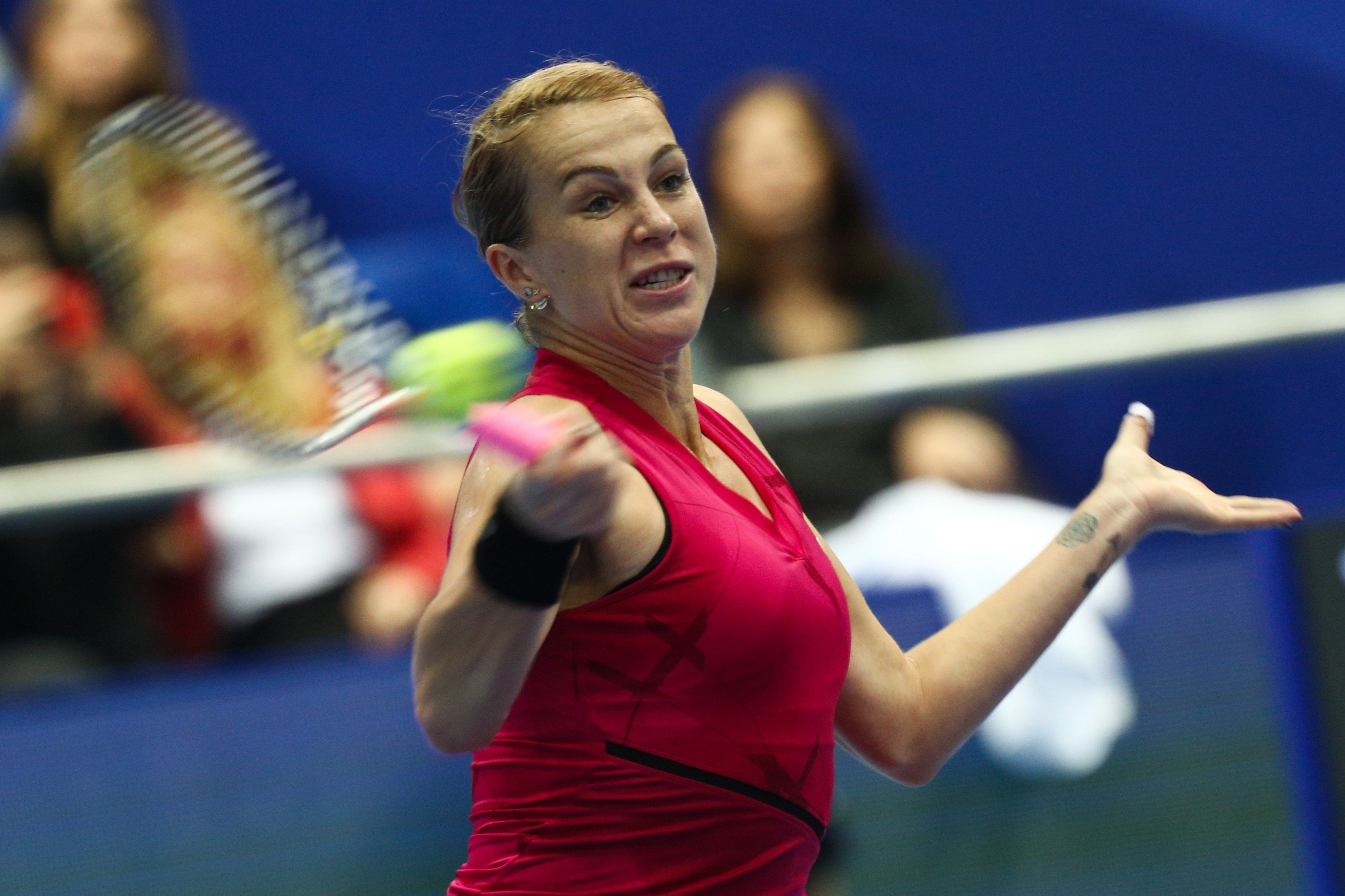 Российские теннисистки узнали соперниц на турнире в Санкт-Петербурге